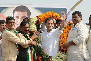 As A New Gandhi Takes Over, Can India's Opposition Find I...