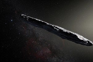 Astronomers Want To Know: Does This Interstellar Visitor Have A Message For Us?