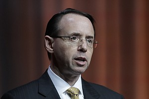 Deputy AG To Answer Allegations Of Bias On Special Counse...