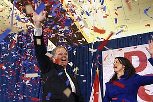 An Upset In Trump Country: Democrat Doug Jones Bests Roy ...