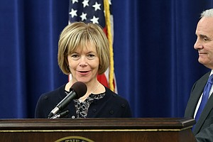 Minnesota Lt. Gov. Tina Smith Will Replace Al Franken In ...