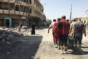 More Civilians Than ISIS Fighters Are Believed Killed In ...