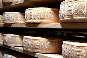 Reinventing The Cheese Wheel: From Farmhouse To Factory A...