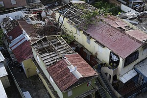 U.S. Handled Puerto Rico Hurricane Aftermath Badly, Says ...