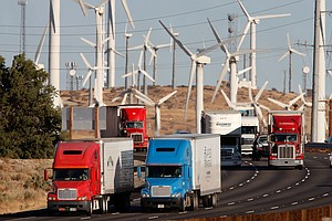 California's New Climate Plan Uses Incentives To Cut Vehi...