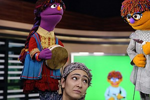 $100 Million Prize Will Deploy Muppets To The Middle East