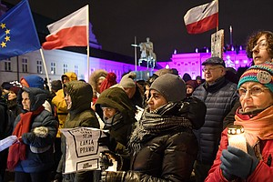 Polish President Signs Controversial Laws As EU Triggers ...
