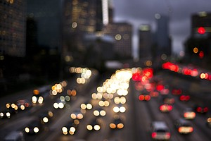 The Shortest Days Of The Year, And The Worst Traffic Of The Season