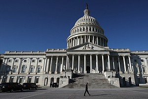Congress Scrambles To Keep Government Running Before Frid...