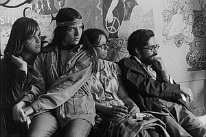 A 1960s 'Hippie Clinic' In San Francisco Inspired A Medic...