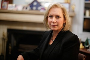 With Women's Rights As A Focus, Attention Turns To Gillibrand