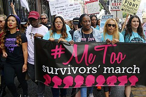 In The Wake Of #MeToo, More Victims Seek Help For Repressed Trauma