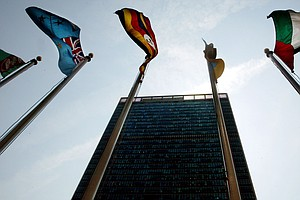 Trump Administration Touts A Smaller U.N. Budget (And Tak...