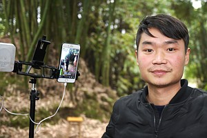 Livestreaming Country Life Is Turning Some Chinese Farmers Into Celebrities