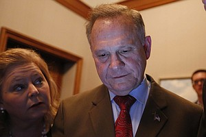 Roy Moore's Defeat In Senate Race Is Certified, Despite Attempt At A Delay