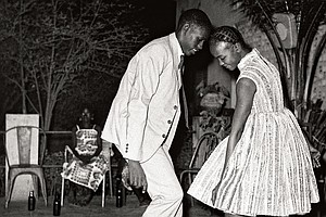 PHOTOS: Malick Sidibe Shows Mali's Youth With A Groovy 'Twist'