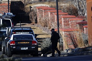 1 Officer Dead, 4 Others Wounded In Colorado Shooting, Po...
