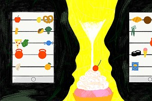 Resolved To Lose Weight? We Gave Food-Tracking Apps A Try