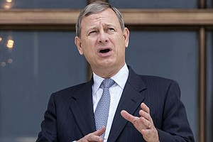 Chief Justice Roberts Promises To Evaluate Sexual Miscond...