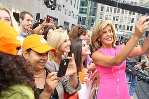 Hoda Kotb Named Co-Anchor Of 'Today' Show, Replacing Matt...