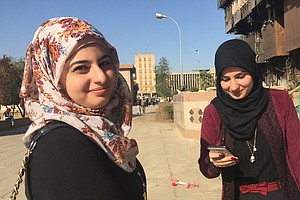 Life After ISIS: One Sister Wants To Rebuild. The Other C...