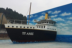 A Life-Size Replica Of The Titanic Is Under Construction ...