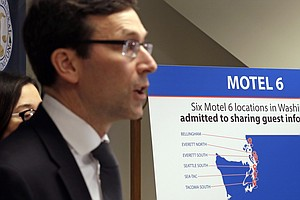 Motel 6 Gave Guest Information To Immigration Agents, Law...