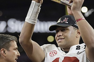 Alabama Clinches NCAA Championship 26-23 In Overtime Against Georgia