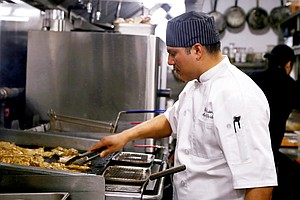 DACA's Cloudy Future Casts A Shadow On A Young Chef's Dream