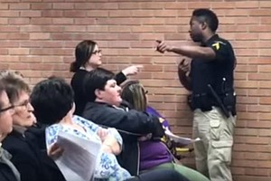 Outcry After Louisiana Teacher Arrested During School Board Meeting