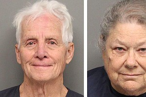 Elderly Christmas Cannabis Couple Arrested Again, Facing ...