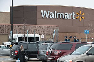 Citing New Tax Law, Walmart To Raise Starting Wages, Expa...