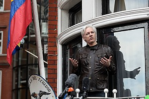 Ecuador Grants Citizenship To Julian Assange, Who Lives I...