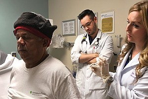 ER Reduces Opioid Use By More Than Half With Dry Needles,...