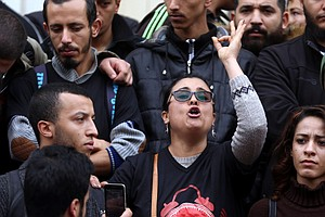 Protests Across Tunisia Over Price Hikes, Worsening Econo...