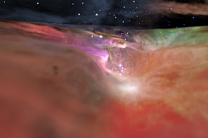 VIDEO: Take A Trip Through The Orion Nebula, A Baby Star ...