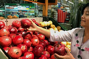 Food Stamp Program Makes Fresh Produce More Affordable