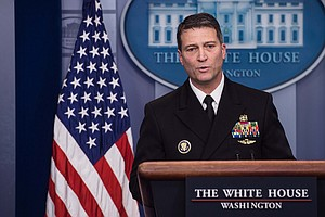 Ronny Jackson: The White House Doctor Who Gave Trump A Cl...