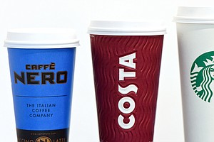 U.K. Lawmakers Want To Battle Waste With A 'Latte Levy' O...