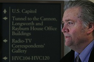 Bannon And Trump White House Raising Questions About Exec...