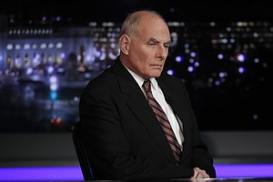Kelly Says Trump Now Believes Border Wall Is Unnecessary