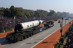 India Tests Long-Range Missile, Lauding 'Major Boost' To ...