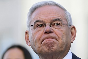 Justice Department To Retry Sen. Robert Menendez And Frie...