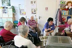Nursing Home Recreates Communist East Germany For Dementi...