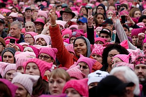 Women's Marches Across The Country Will Focus On The Vote