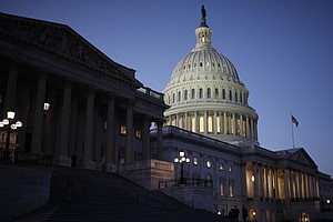 Government Shuts Down As Congress Fails To Pass Funding M...