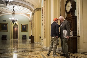 Shutdown, Day 3: Senate Plans Midday Vote Amid Active Neg...