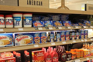 In London, The American Food Aisle Is Filled With Nostalg...