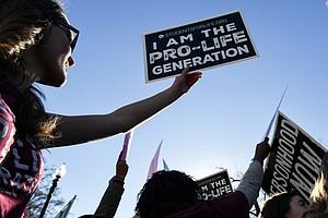 In Trump's First Year, Anti-Abortion Forces Make Strides