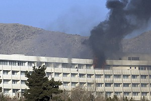 U.S. Citizens Killed In Weekend Attack On Kabul Hotel, St...